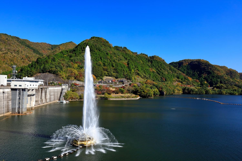 岩本ボーリング工業 大分県 耶馬渓ダム